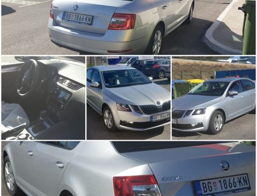 Škoda Octavia 2.0 dizel automatik