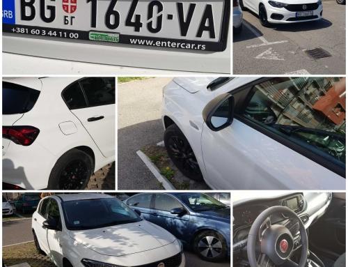 Fiat Tipo Street  1.4 benzin