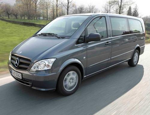 Mercedes Vito 1.6 dizel