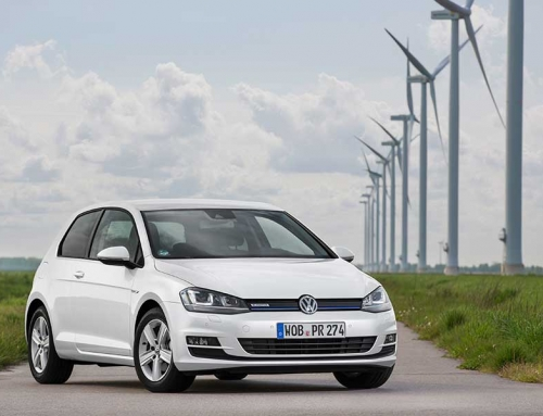 VW Golf 1.2 TSI benzin
